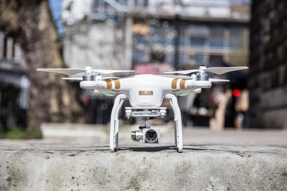 Phantom quadrocopter DJ3 review