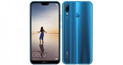 HUAWEI P20 Lite (32GB + 4GB RAM) 5.84″ FHD+ Display, 4G LTE Dual SIM GSM Factory Unlocked Smartphone ANE-LX3 – International Model – No Warranty (Klein Blue)