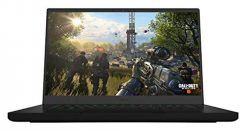 Razer Blade 15: 15.6″ Gaming Laptop – 60Hz Full HD Thin Bezel – 8th Gen Intel Core i7-8750H 6 Core – NVIDIA GeForce GTX 1060 Max-Q – 16GB RAM – 256GB SSD + 2TB HDD – Windows 10 – RZ09-02705E75-R3U1
