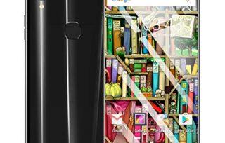 Unlocked Cell Phone, Besde 6.2 inch 18:9 Full Screen 3800mAh 1600MP Dual HD Camera Smart Phone Android 8.1 Face ID Fingerprint Unlock 1GB+16GB WiFi Bluetooth GSM/WCDMA 3G Dual SIM Card Mobile Phone