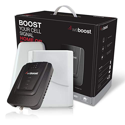 weBoost Connect 4G 470103 Indoor Cell Phone Signal Booster for Home and Office