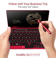 One-Netbook OneMix 2S Koi Limit Edition Ultra Compact Laptop Tablet PC