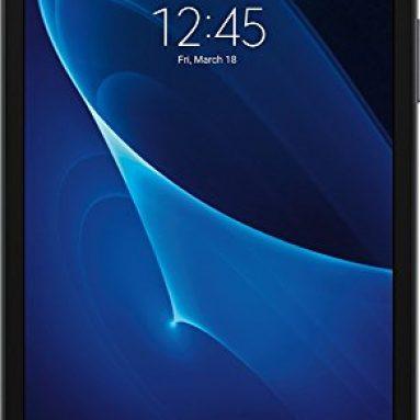 Samsung Galaxy Tab A 7-Inch Tablet (8 GB,Black) (Certified Refurbished)
